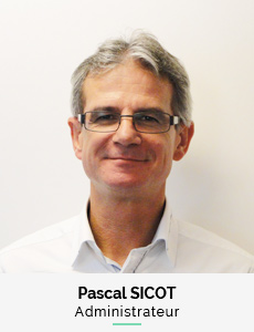 Pascal SICOT, administrateur